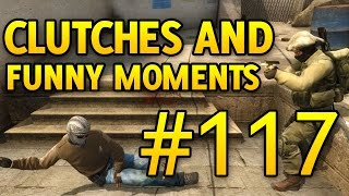 FAILED ACES Clutches and Funny Moments #117 CSGO