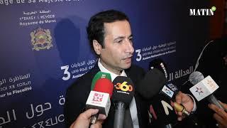 Assises de la Fiscalité : les constats et annonces choc de Benchaâboun