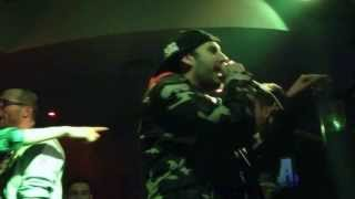Fred De Palma e Shade (Freestyle Takedown)