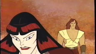 Hercules and Xena - The Battle for Mount Olympus (1998) Trailer (VHS Capture)