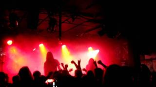 Entombed - Left Hand Path Outro - Garage, Märsta 2012-01-28