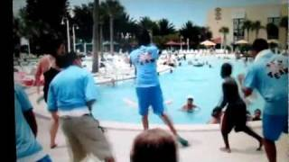 F.U.N Team Stanky Leg at Orange Lake Resorts-Orlando