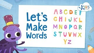 Making Words from Letters