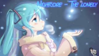 [HD] Nightcore - The Lonely