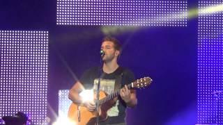"""""""VUELVE CONMIGO"""" Pablo Alboran en Vigo. 14/8/13 (IFEVI)"""