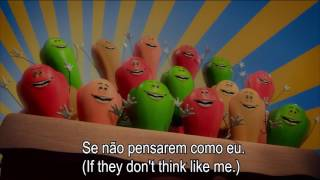 Sausage Party - The Great Beyond (Brazilian Portuguese)