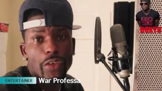 """Cutlure Battle 14.5 """" The Song"""" (Box Tv) War Professa"""