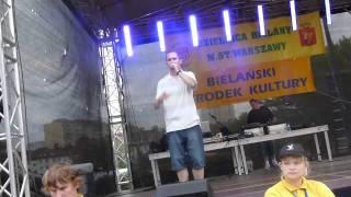 """Eldo """"Nigdy, zawsze, napewno"""" Bielany 11.06.2011"""