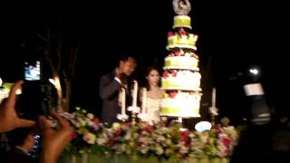 Nok & Pome wedding party on 26 March 2011 Part 3/4