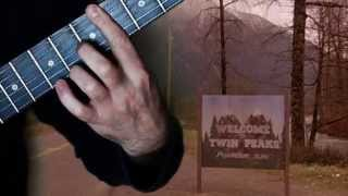Twin Peaks - Laura Palmer's Theme - Fingerstyle Guitar Cover