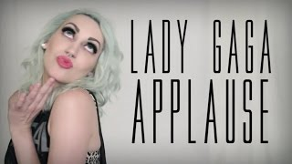 "Lady Gaga - ""Applause"" (Cover By The Animal In Me)"