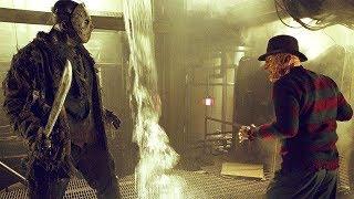"Freddy vs Jason - Fight Scene ""Welcome to My Nightmare"" - Freddy vs. Jason (2003)"