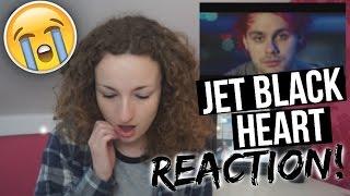 JET BLACK HEART MUSIC VIDEO REACTION!