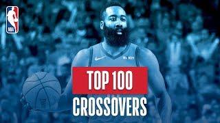 NBA's Top 100 Crossovers | 2018-19 NBA Season | #NBAHandlesWeek