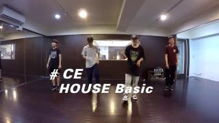 2016-04-26 CE House Basic @ Tribal Crew Kaohsiung