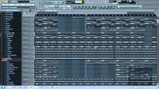 Persevere - *Aggressive Hip Hop Rap/Freestyle Instrumental FL STUDIO 11 NEW [2013]