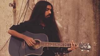 Fingerstyle guitar # 3 - The Lonely Shepherd On Guitar [Kill Bill]