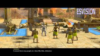 Age of Mythology Titans Series: #5. The Ancient Relics - Ending
