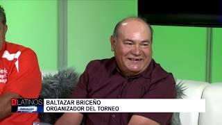 Falta poco para la Copa Alcalde. Nos visitan Juan Romero Y Baltazar Briceño
