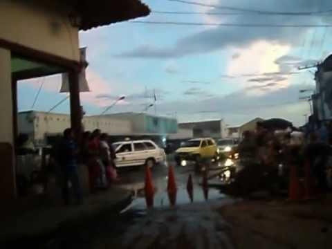 Walking through Leon, Nicaragua part 2