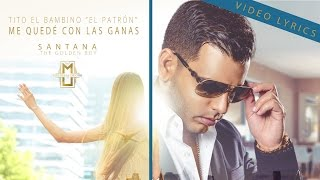 Tito El Bambino - Me Quede con Las Ganas