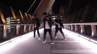 William Noh Choreography   I'M GOOD - 11:11
