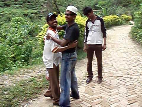 412. Serdeczne powitanie ludzi w Bangladeszu