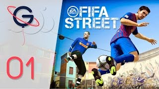 FIFA STREET : WORLD TOUR FR #1