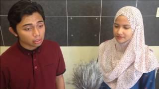 Dirgahayu cover (Aiman & Eyma)