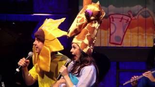 """Pandorga da Lua -- """"O Girassol e a Girafa"""" - Rumos Música: Infantil (2011)"""