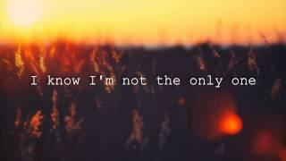 Sam Smith - I'm Not The Only One (lyrics) (HD)