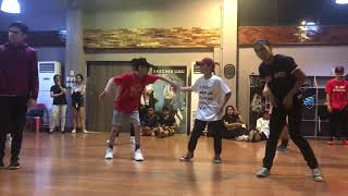 NonStop   Drake   Choreography by Rhemuel Lunio   RockWell   Electrokidz