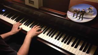 In My Life - The Beatles - Solo Piano Cover