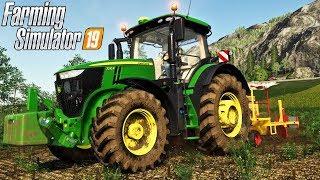 FARMING SIMULATOR 19 #111 - PIANTIAMO 100 ALBERI - GAMEPLAY ITA