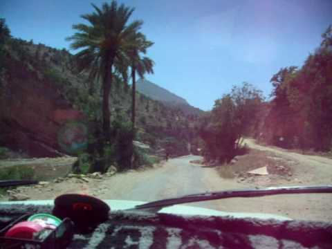 Morocco 2010 – Paradise Valley part 2