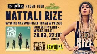 Nattali Rize zapowiedź Maken, Strefa Dread, Czwórka 14-03-2017