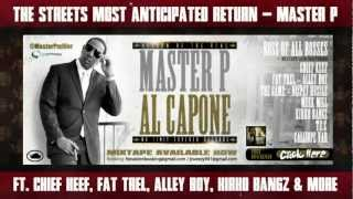 """Master P """"AL CAPONE"""" RETURN OF THE REAL KING OF THE STREETS - THE REVOLUTION"""