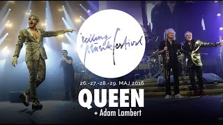 Trailer: Queen + Adam Lambert, Jelling, Denmark, Sunday 29 May 2016