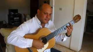 Elvis Santana ( Cover de Guillermo Dávila- Ves cómo es)