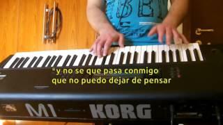 Thalía - Quiero Hacerte el Amor KARAOKE PIANO (C# Key) REQUEST