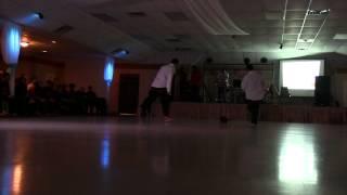 Brobots  | Showcase | Valentine Bash Dance Crew Competition | #deleganzevalentinebash