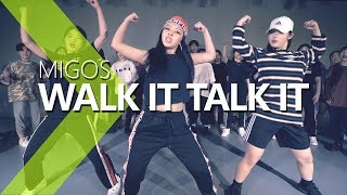 Migos - Walk It Talk It ft. Drake / LIGI Choreography .