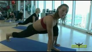 Fitness Routines with Liz Stretch Routine workout
