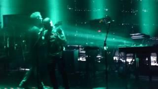 Massive Attack featuring Raiz  - Karmacoma Live at Arena Flegrea Napoli 27/07/16