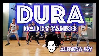 Dura | Daddy Yankee | Zumba® Fitness | Alfredo Jay