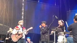 Gregor Meyle & Xavier Naidoo - Du bist das Licht - live Dortmund Westfalenpark