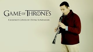 Game of Thrones Theme - Clarinet Cover