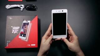 itel S11 Unboxing video