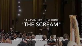 Stravinsky Firebird SCREAM