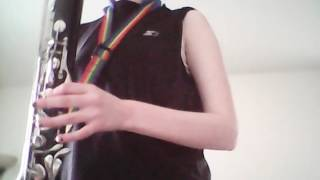 The Tempest - Bb Bass Clarinet Cover